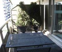 Balcony at 245 Davisville suite 501