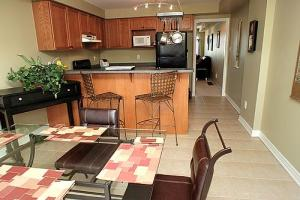 Kitchen area for 2801 Bur Oak Ave Townhouse Markham