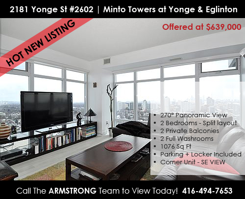 minto condo for sale
